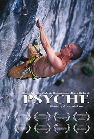 Psyche - Climbing Film Poster